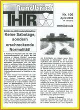 thtr-rundbrief nr. 106 - april 2006
