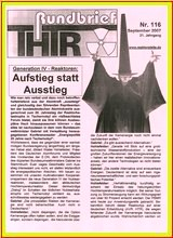 THTR Rundbrief Nr.: 116 September 2007