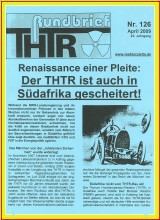 THTR Rundbrief Nr.: 126 - April 2009