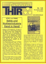 THTR Rundbrief Nr.: 128 - November 2009